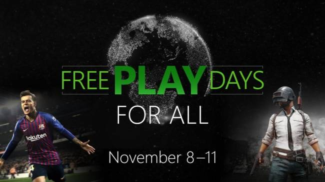 PlayerUnknown's Battlegrounds and Pro Evolution Soccer 2019 Free on Xbox One For a Limited Time