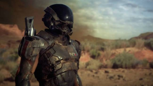 Happy N7 Day! Mass Effect Andromeda Is Now Enhanced For Xbox One X