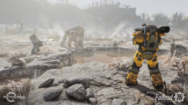 Upcoming Fallout 76 Improvements Include Larger Stash, Fixed Social Components
