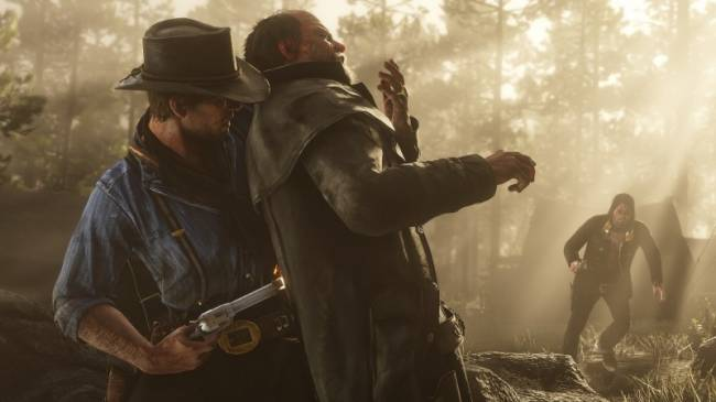 Red Dead Redemption II Sold More Copies In Eight Days Than Red Dead Redemption Sold In Eight Years