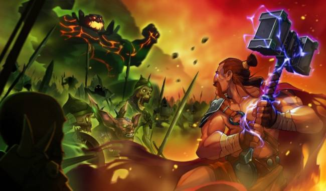 Wargaming Announces Hack-and-Slash Action-RPG, Pagan Online