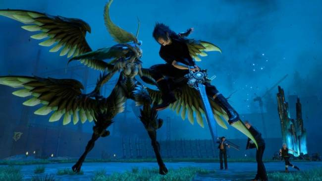 Final Fantasy XV Celebrates Second Anniversary With FF XIV Collaboration