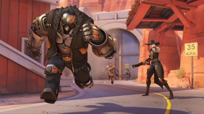 Here's A Fun Secret For Overwatch's Robotic Butler B.O.B.