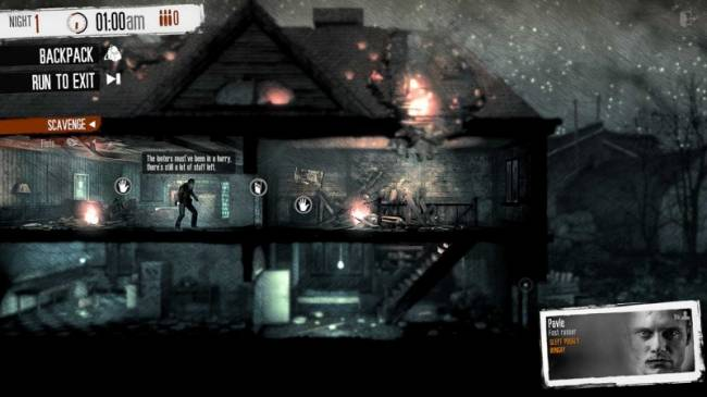 This War Of Mine Nails Down Switch Release Date