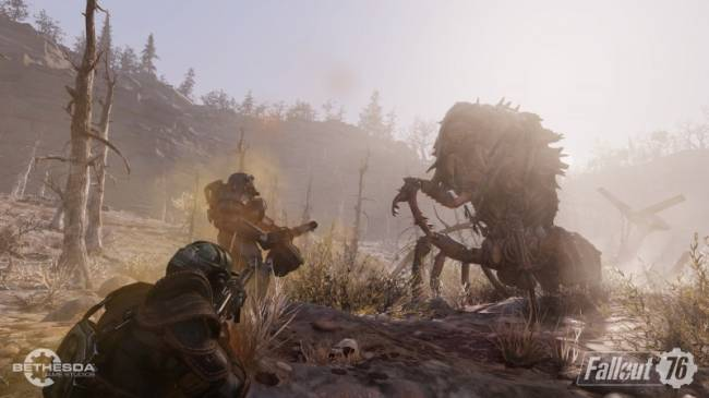 Fallout 76 Has A 54GB Day-One Patch