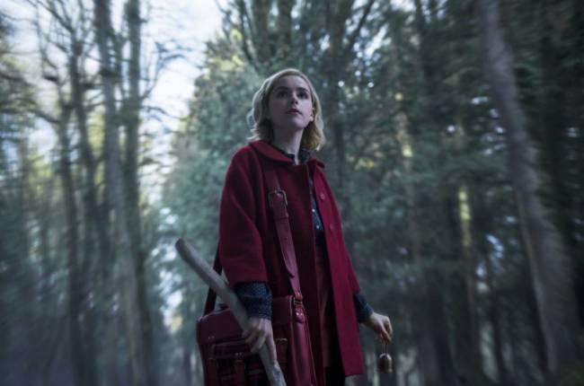 Chilling Adventures Of Sabrina Getting Holiday Episode