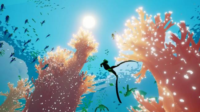 Abzû Coming To Switch At The End Of November