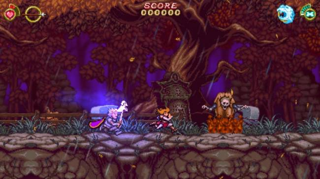Ghouls 'n' Ghosts-Inspired Platformer Battle Princess Madelyn Coming Next Month