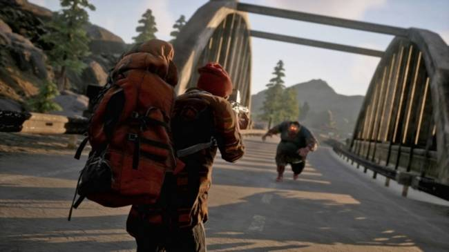 State Of Decay 2 Players Get New Zedhunter Update For Free