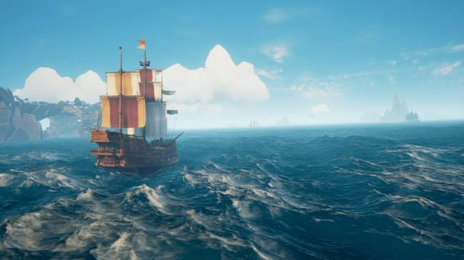 Sea Of Thieves Getting New Arena Mode In Early 2019