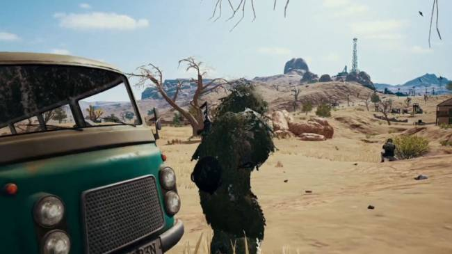 PUBG Coming To PS4 In December