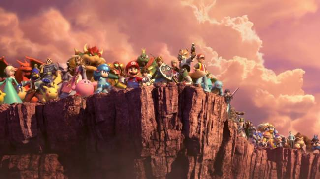 Super Smash Bros Ultimate Has Gone Gold