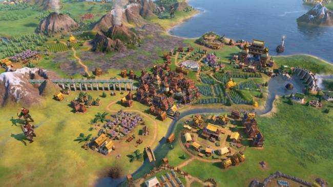Civilization VI's Second Expansion Coming On Valentine's Day
