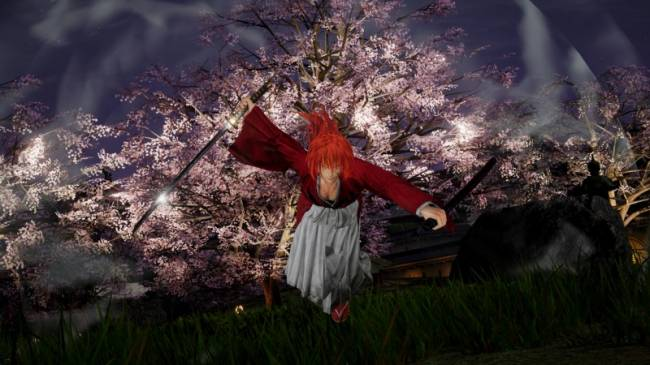 Rurouni Kenshin Joins Jump Force's Roster