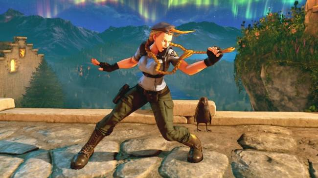 Resident Evil Costumes Come To Street Fighter V