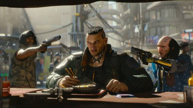 Cyberpunk 2077 Aims To Be As Polished As Red Dead Redemption II At Launch