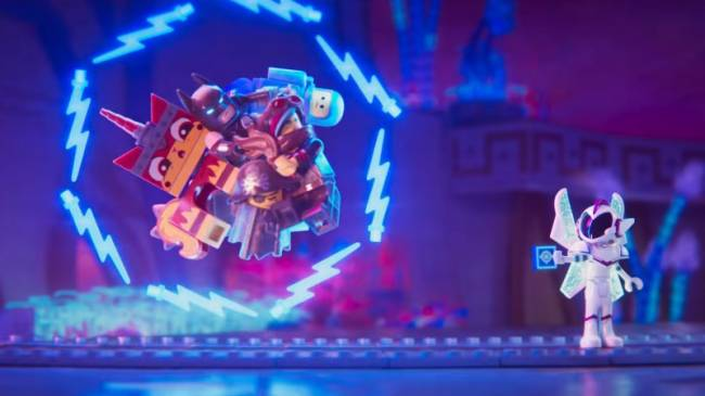 The Lego Movie Sequel Heads To Space In New Trailer