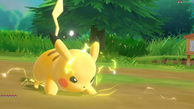 Pokémon Let's Go Is The Fastest-Selling Switch Title Ever