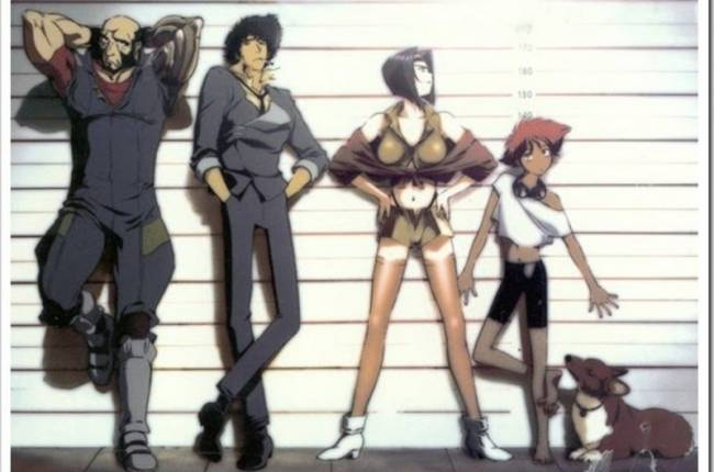 Netflix Creating Live-Action Cowboy Bebop Series