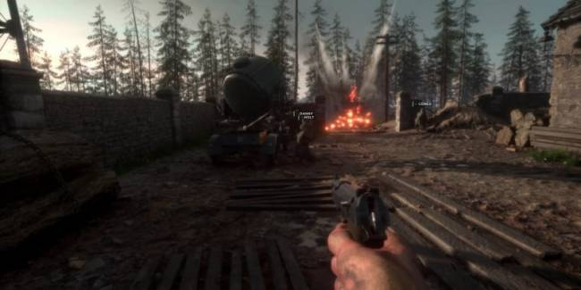 World War II Multiplayer FPS Hell Let Loose Announced
