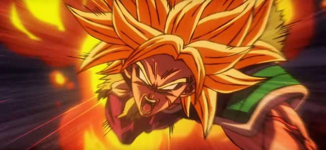Fan-Favorite Character Emerges In New Dragon Ball Super: Broly Movie Clip