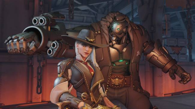 Ashe Is Now Available In Overwatch's Competitive Play