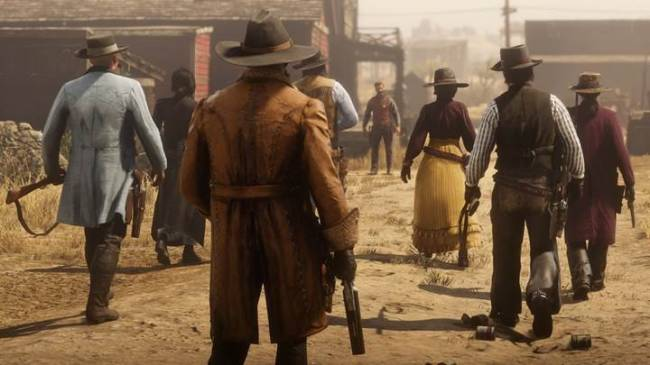 Red Dead Redemption 2 Online Open To Everyone Today