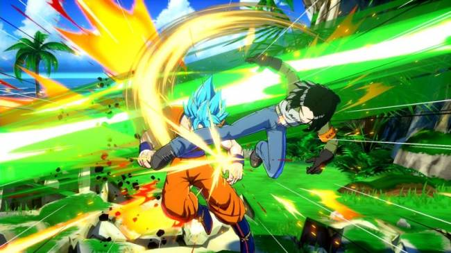 Dragon Ball FighterZ Anime Music Pack Trailer Is Its Own Dragon Ball Opening