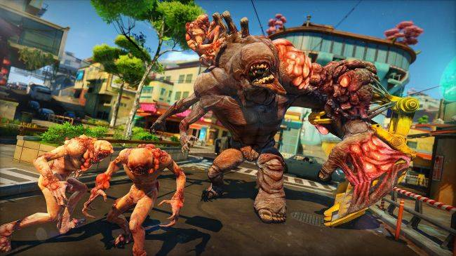 Sunset Overdrive on PC has been rated by the ESRB