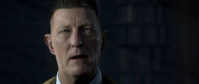 The new trailer for horror game Man of Medan reveals its spooky curator