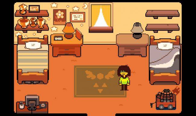 Undertale creator answers questions about his mysterious new project