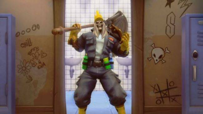 Fan-inspired Janitor Leoric skin announced for Heroes of the Storm