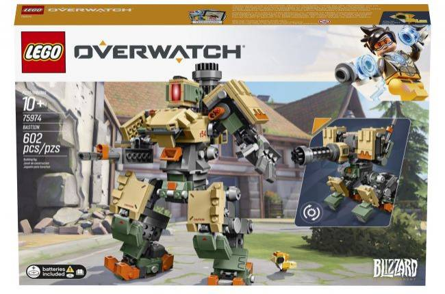 Overwatch Lego sets revealed, preorders are live