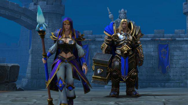 Warcraft 3: Reforged includes The Frozen Throne, multiplayer will be compatible with the original