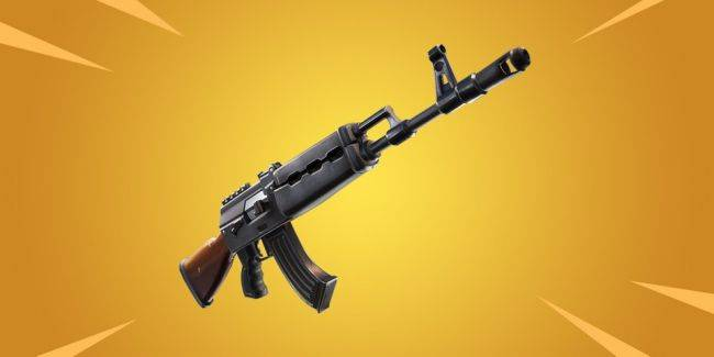 Fortnite is getting a new 'powerful assault rifle'