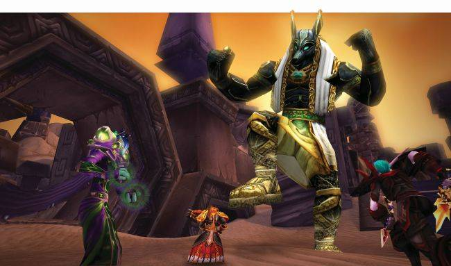World of Warcraft's greatest world event ever, the Gates of Ahn'Qiraj, will return in Classic