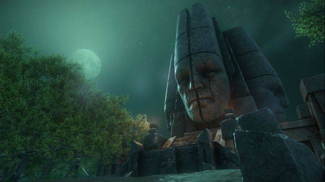 Amazon's MMO New World shows off new screens that aren't just some nice trees