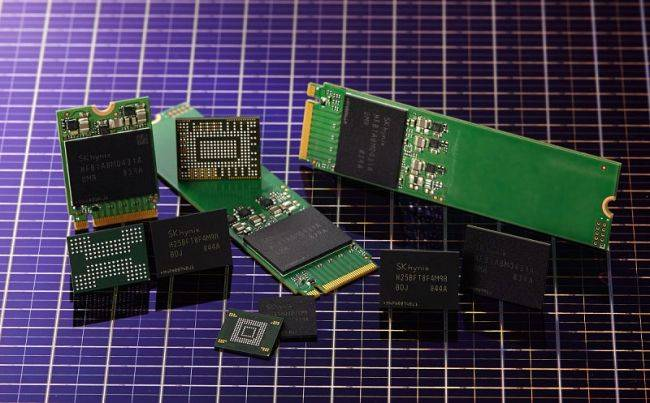 SK Hynix is touting '4D' NAND flash memory that isn't really 4D