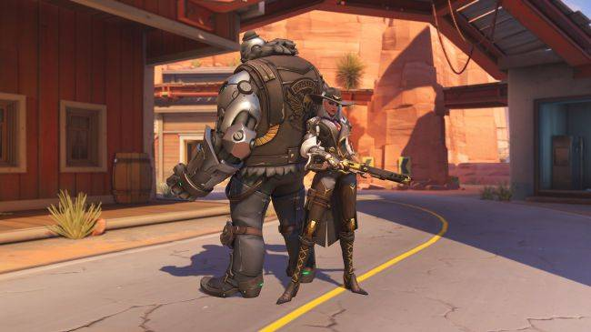 Here are all the skins for Overwatch's new hero Ashe