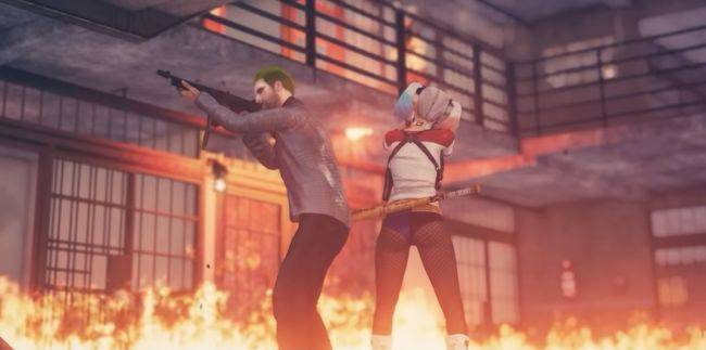 The Joker and Harley Quinn are coming to PUBG
