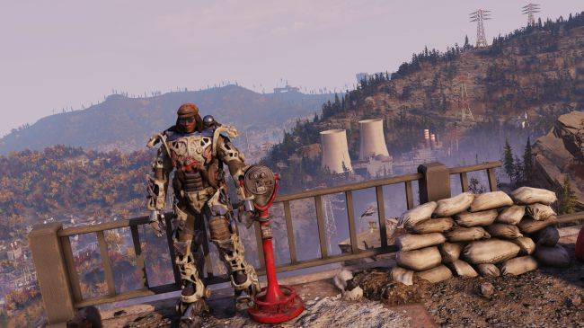 The Fallout 76 beta now locks the FOV and caps framerate at 63 fps