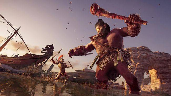 Assassin's Creed Odyssey's November update will add monsters, quests, and more