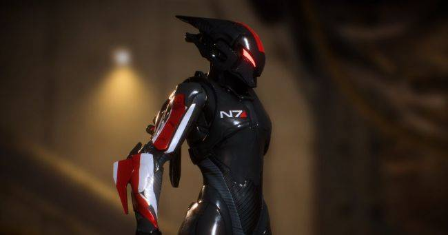 Anthem is getting Mass Effect armour