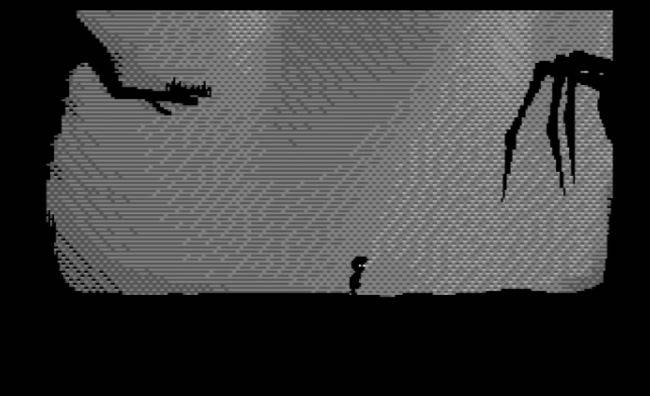 This Commodore 64 demake of Limbo looks incredible
