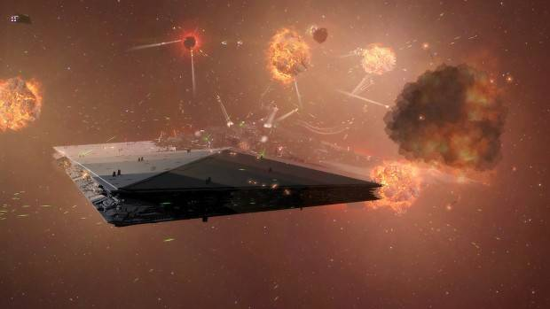 Star Wars: Empire at War looks new again thanks to this mod