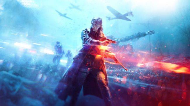 Battlefield 5's launch trailer has more than 20 explosions