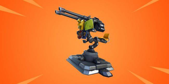 Fortnite is getting mounted turrets