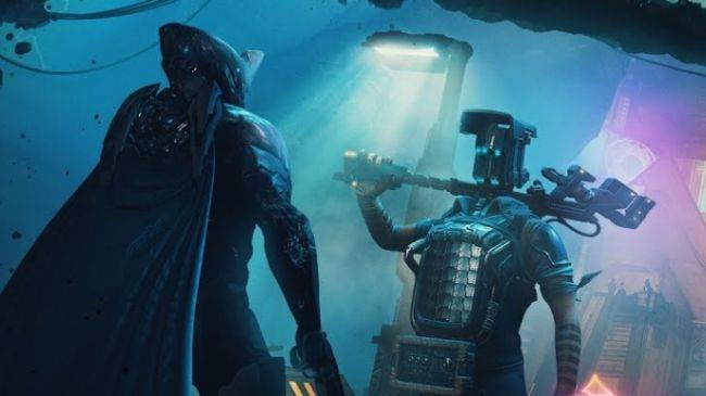 Addictive Warframe: Fortuna song 'We All Lift Together' is on Bandcamp