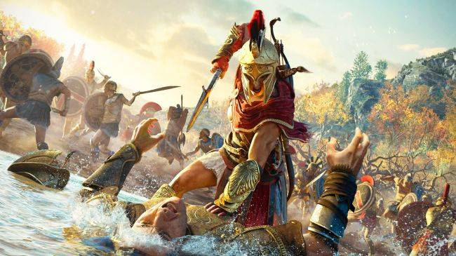 Assassin's Creed Odyssey update raises level cap and adds a new quest