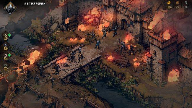 Thronebreaker: The Witcher Tales hasn't sold as well as CDPR expected